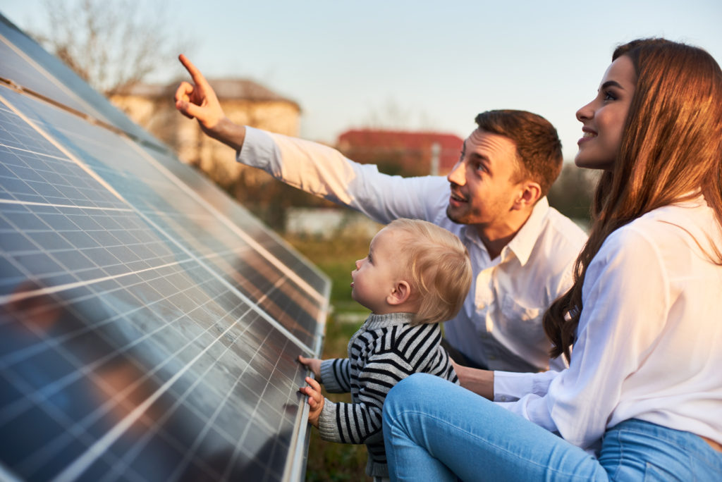 Maryland family happy with their solar installation