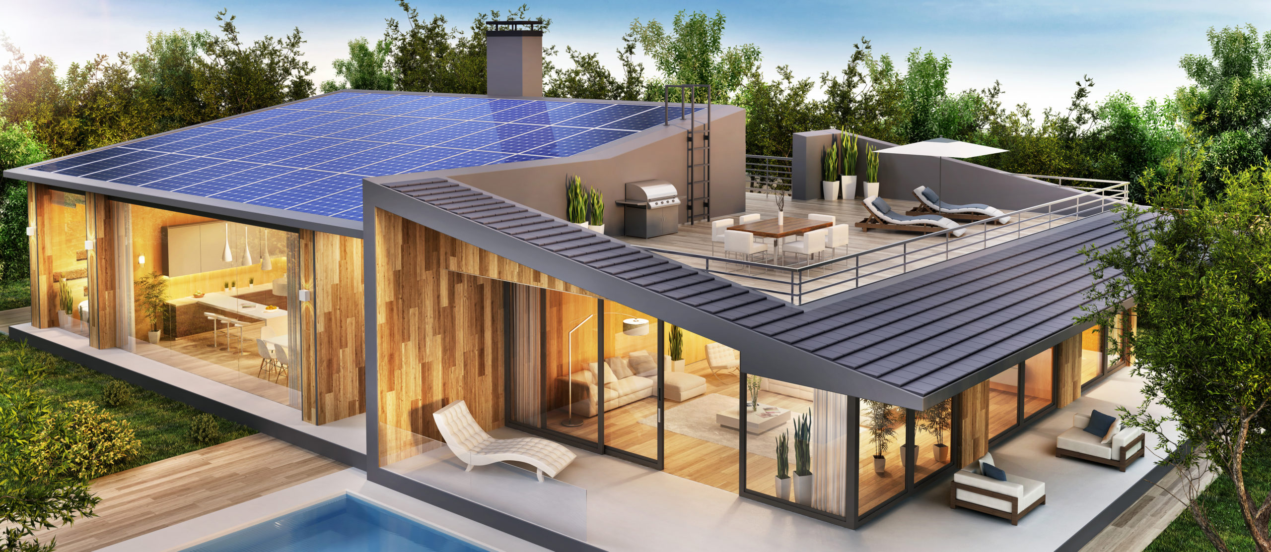 solar battery backup for your home