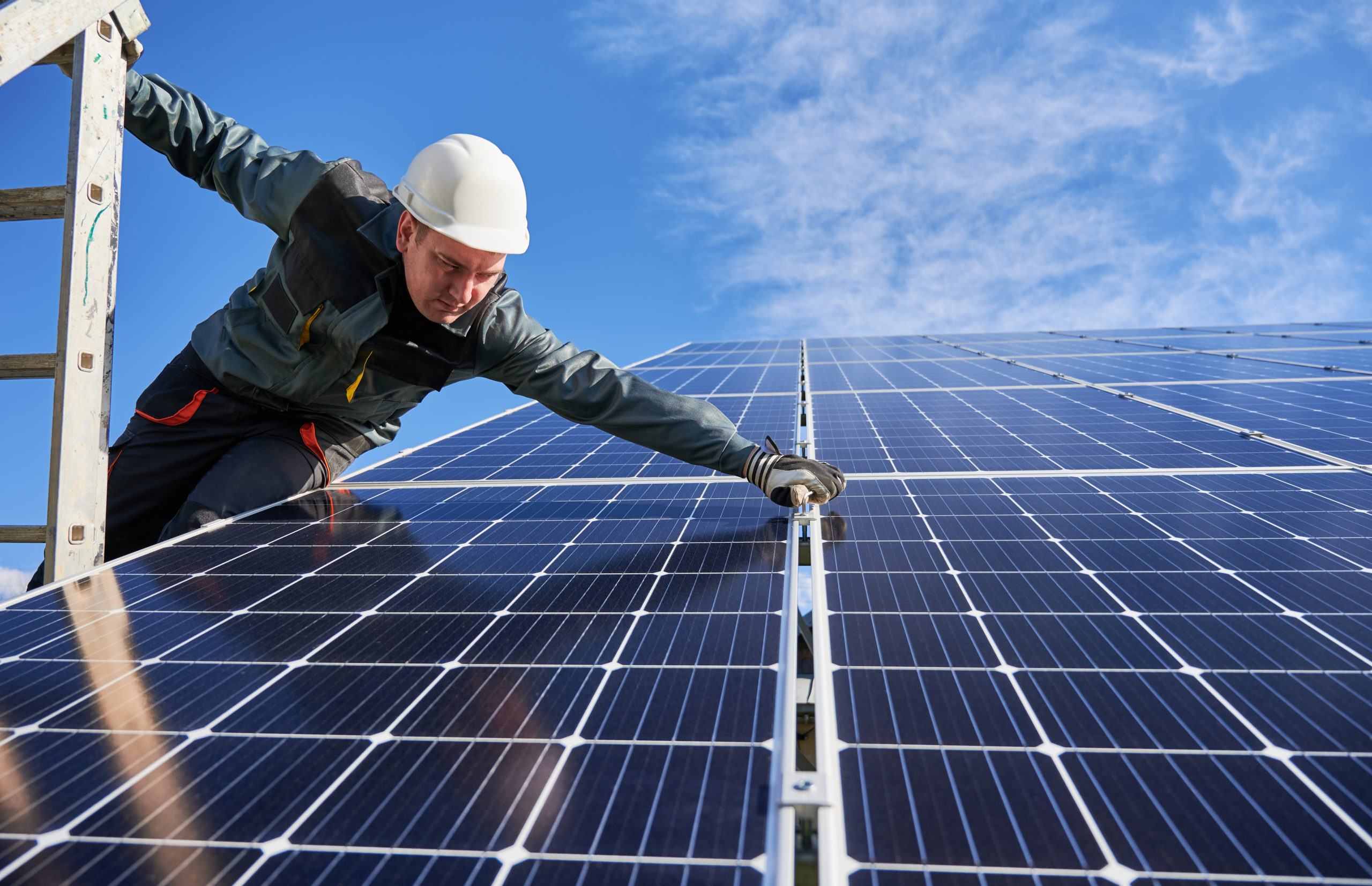 solar power production