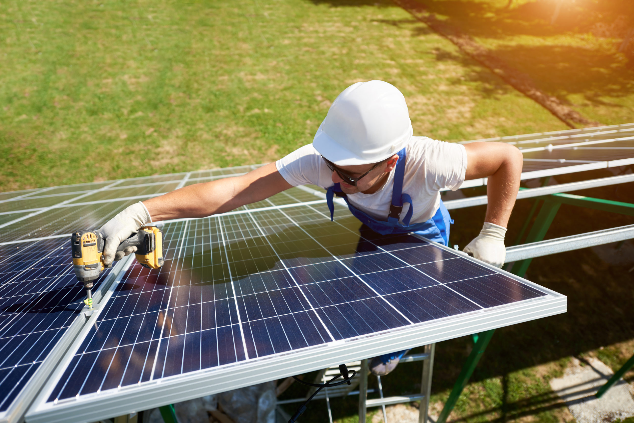 alternative places for solar panels